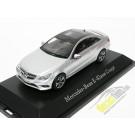 Mercedes-Benz E-Class Coupe C207 Silver