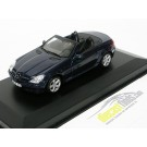 Mercedes-Benz SLK Convertible 2004 Blue
