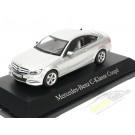Mercedes-Benz C-Class Coupe (C204) Silver