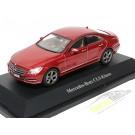 Mercedes-Benz CLS 2011 (C218) Red Metallic