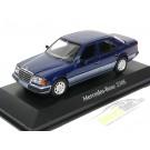 Mercedes-Benz w124 230E Sedan 1991 Blue Metallic