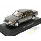 Mercedes-Benz w124 230E Sedan 1991 Graphite