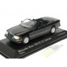 Mercedes-Benz 300 CE-24 Cabriolet 1990 Black