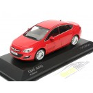 Opel Astra Sedan 2012 Red