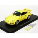 Pporsche 911 Carrera RS 964 3.8 Coupe 1993 Yellow