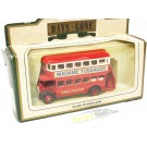 1932 AEC Regent Double Decker Bus Madame Tussauds