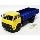 MAZ 5335 Board Truck Yellow