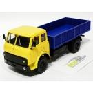MAZ 5335 Board Truck Yellow