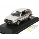 VW Volkswagen Golf II GTI Custom Silver