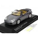 Porsche 911 Turbo Cabriolet 2003 Silver