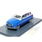SAAB 95 Break 1959 Blue