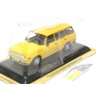 Wartburg 353 Tourist Yellow