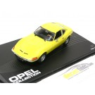Opel GT 1968 Yellow