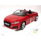 Audi TT Roadster Red