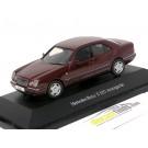Mercedes-Benz E320 Avantgarde Red