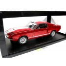 Ford Shelby Mustang GT500 1967 Red