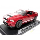 Ford Shelby GT500 2013 Red