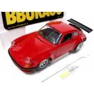 Porsche 911 S Red