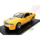 Ford Shelby Mustang GT 2007 Orange