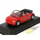 VW Volkswagen New Beetle Cabriolet Red
