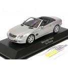Mercedes-Benz SL Klasse Silver Metallic