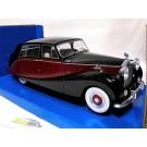 Rolls Royce Silver Wraith Black/Red