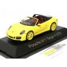 Porsche 911 (991 II) Targa 4 GTS Yellow