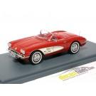 Chevrolet Corvette Convertible C1 1959 Red