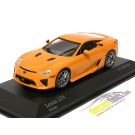 Lexus LFA 2011 Orange