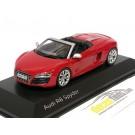 Audi R8 Spyder Red
