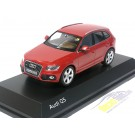 Audi Q5 2013 Red Metallic