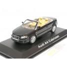 Audi A4 B6 Cabriolet Black
