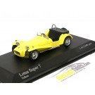 Lotus Super 7 Yellow