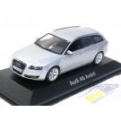 Audi A6 Silver Metallic