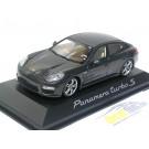 Porsche Panamera Turbo S D. Grey Metallic