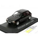 Peugeot 205 GTI 1985 Black