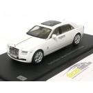 Rolls-Royce Ghost Extended Wheelbase White