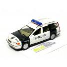 Volvo V70 Wagon Helsinki Finland Police