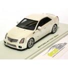 Cadillac CTS-V Sedan 2011 White Diamond