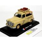 '50 Renault Colorale Taxi Algiers