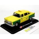'80 Checker Taxi San Francisco