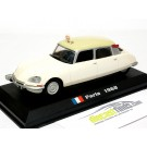 '68 Citroen DS 19 Taxi Paris