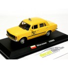 '80 Fiat 125P Taxi Warsaw