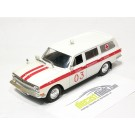 '73 GAZ 24-03 Volga Ambulance