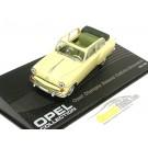 Opel Olympia Rekord Cabrio-Limousine 1954 Beige