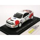 Toyota Celica Turbo 4WD Rally Catalunya 1992