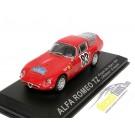 Alfa Romeo TZ Coupe des Alpes 1964