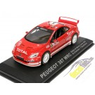 Peugeot 307 WRC Rally Monte Carlo 2004