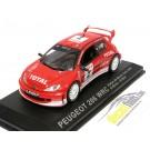 Peugeot 206 WRC Rally Monte Carlo 2004
