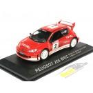Peugeot 206 WRC Rally Monte Carlo 2003